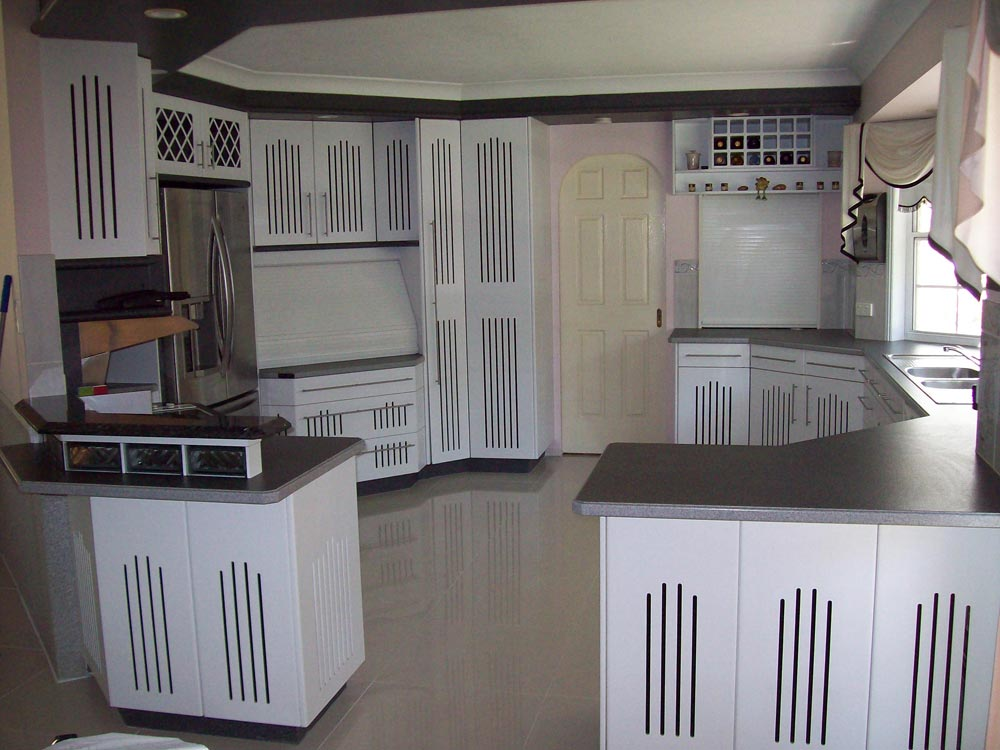 Our kitchens a1 quality kitchens caboolture for Quality kitchens